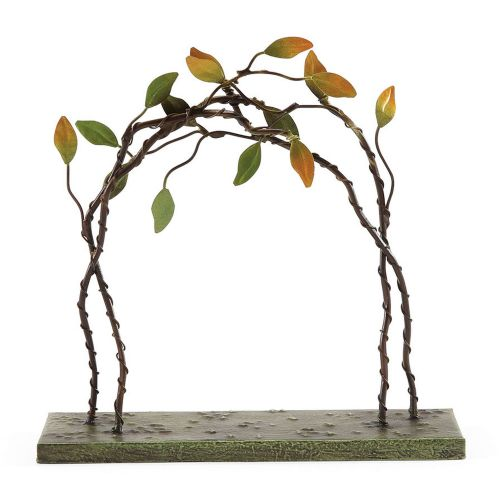 Enchanted Guardians Fairy Garden Trellis